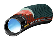 Conti Tube Sprinter Gatorskin 28 X22mm 300gr