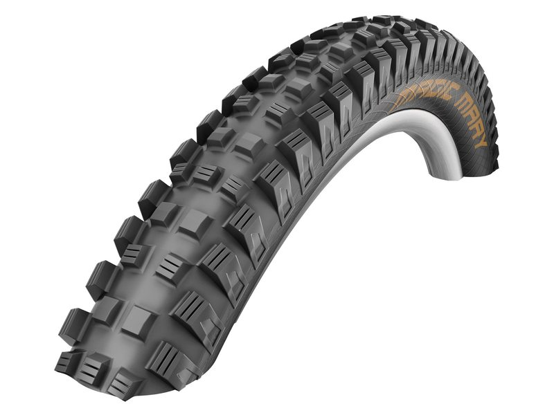 Bub 27.5x2.35 60-584 Draad Schwalbe Addix Magic Mary Bp