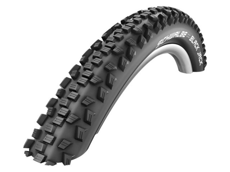 Bub 26x2.10 54-559 Schwalbe Black Jack K-Guard