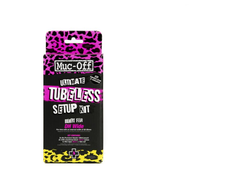 Muc-Off Ultimate Tubeless Kit Downhill/Plus